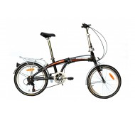 "CROSSRIDE 20 FLD ST ""CITY FOLDING"" срібний"