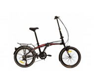 "CROSSRIDE 20 FLD ST ""CITY FOLDING"" чорний"